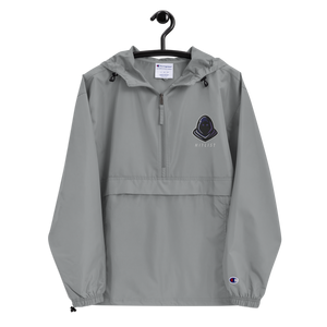 HitList Embroidered Champion Packable Jacket