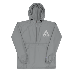 Avidity Embroidered Champion Packable Jacket
