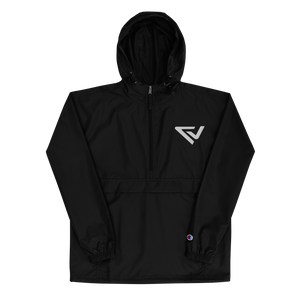 VenusSect Embroidered Champion Packable Jacket