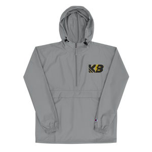 KillaByte Embroidered Champion Packable Jacket