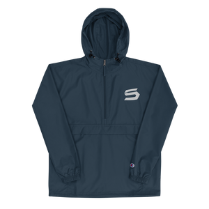SeeK Embroidered Champion Packable Jacket