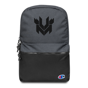 MozCM Embroidered Champion Backpack