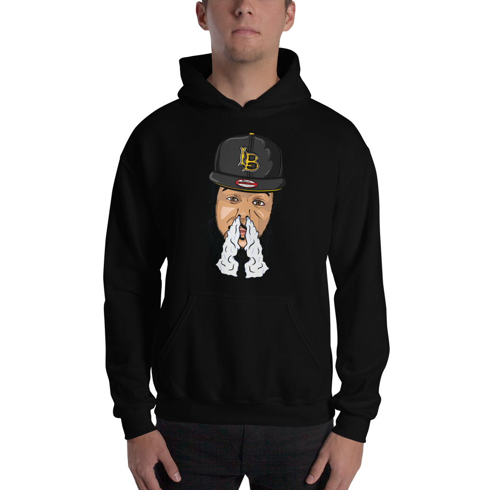 Phazed Hooded Sweatshirt