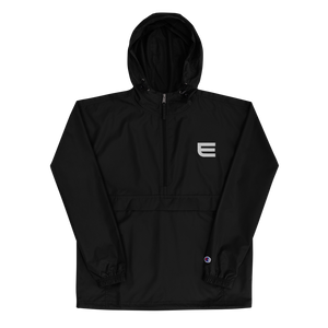 Elusion Embroidered Champion Packable Jacket
