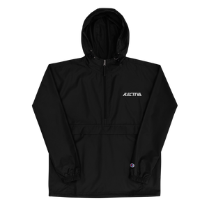 Alective  Embroidered Champion Packable Jacket