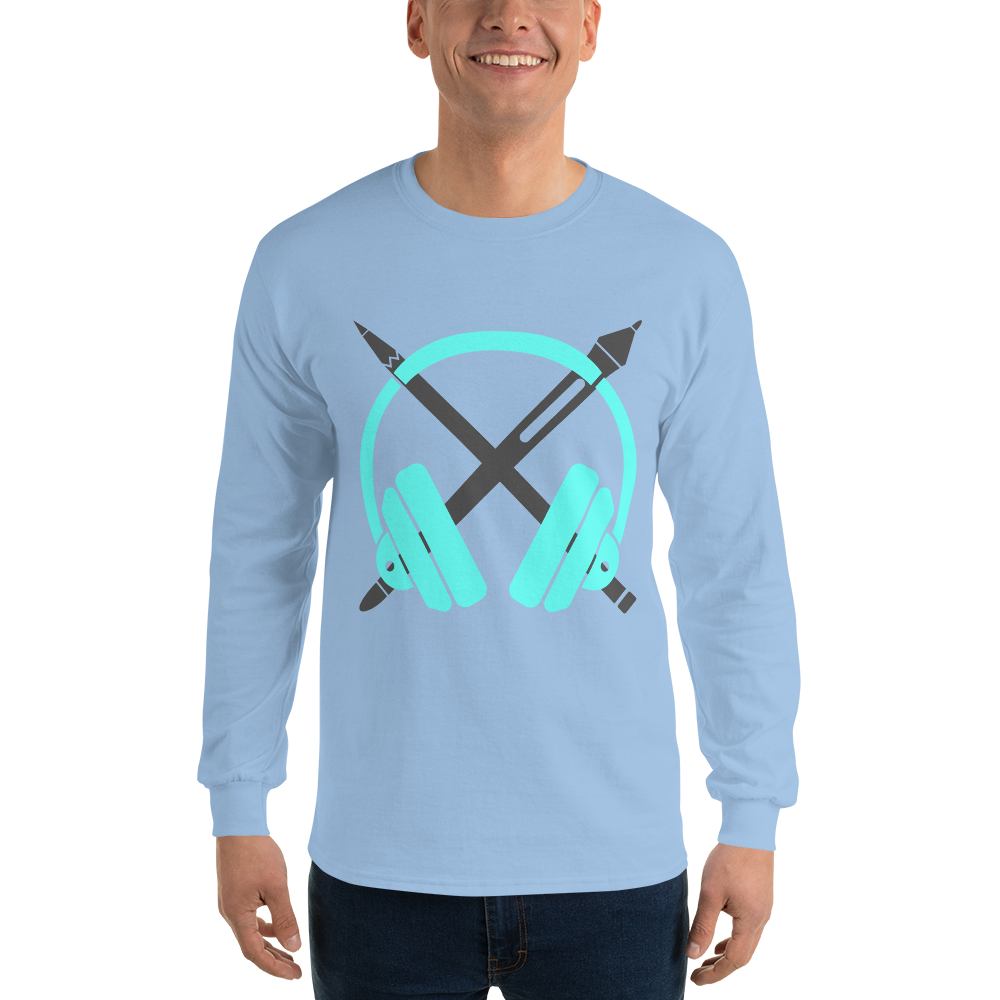 Curly Long Sleeve T-Shirt