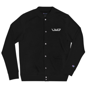 LiViD Embroidered Champion Bomber Jacket