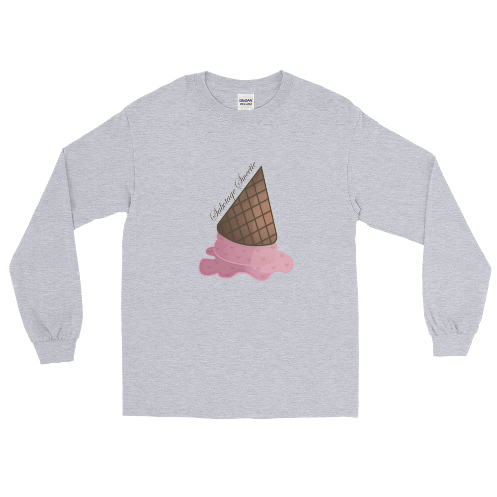 Sabotage Sweetie Long Sleeve T-Shirt