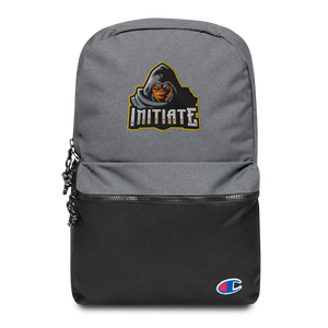 Initiate Embroidered Champion Backpack