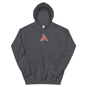 TA Middle Embroidered Logo Hoodie