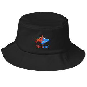 Fire n Ice Bucket Hat