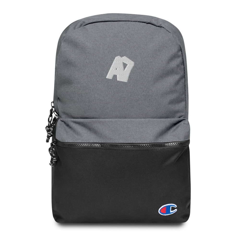 Arrival Embroidered Champion Backpack