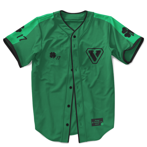 Visionary limited edition baseball jersey