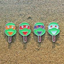 Ninja Turtle Ice Cream Pin - ThePinCartel
