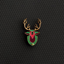 Taxidermied Accessories Pin