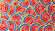 Detroit Sticker Pack - ThePinCartel