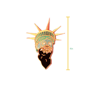 "Lady ""Liberty"" Patch - ThePinCartel"