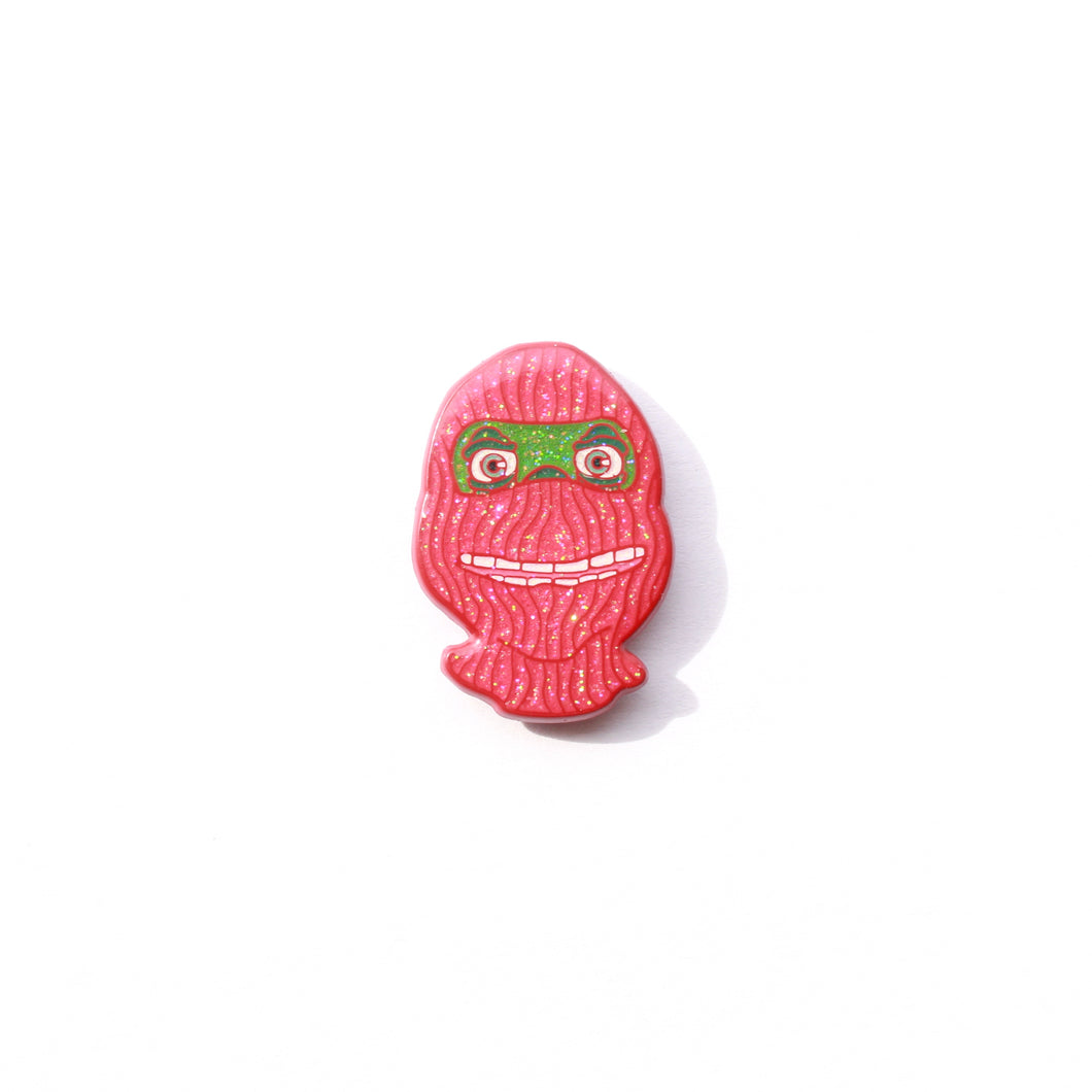 Teenage Mutant Ninja Turtle Ski Mask Pin - ThePinCartel