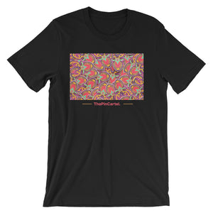Multi Layer Mounted Deer T-Shirt - ThePinCartel