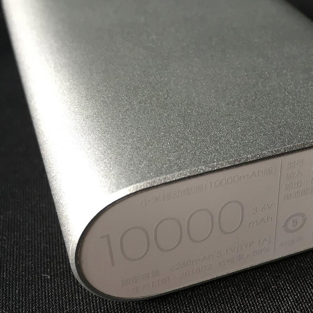 Mi Power Bank 2nd 10000mAh