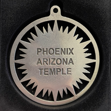 Phoenix Arizona Temple Ornament