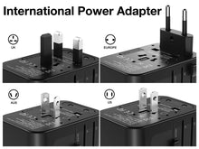 Load image into Gallery viewer, International Power Adapter