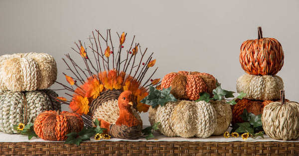 Fall Table Decor Ideas with our Harvest Collection