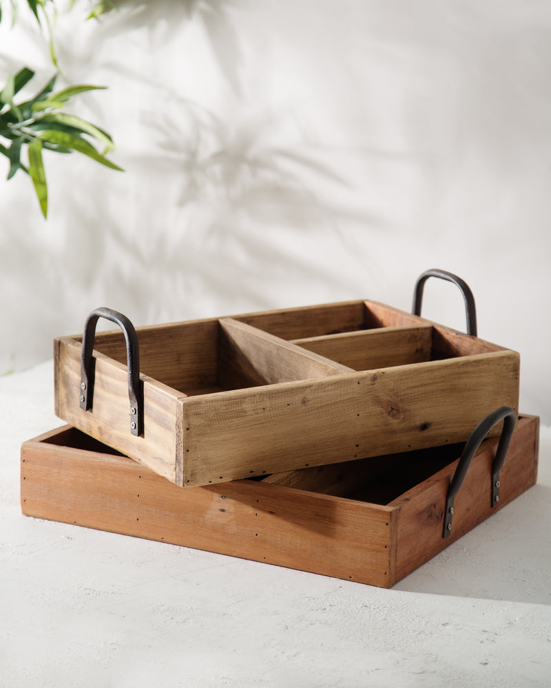 Madulkelle 3 Section Tray | Indochine Maison