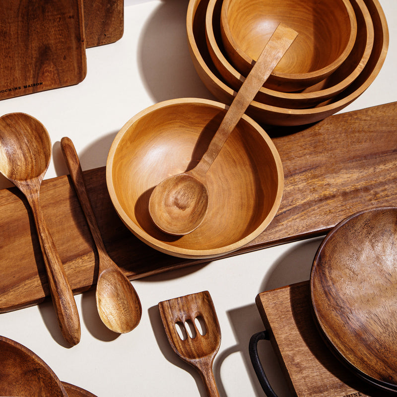 The Everyday Wood Bowl