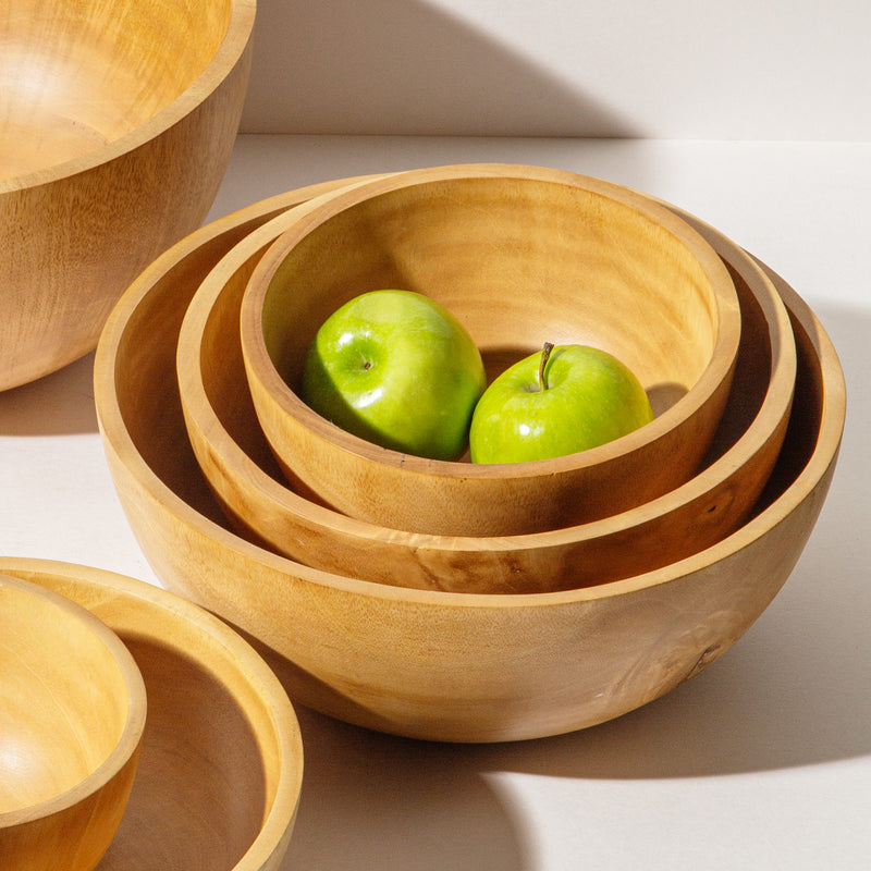 The Essential Wood Bowl