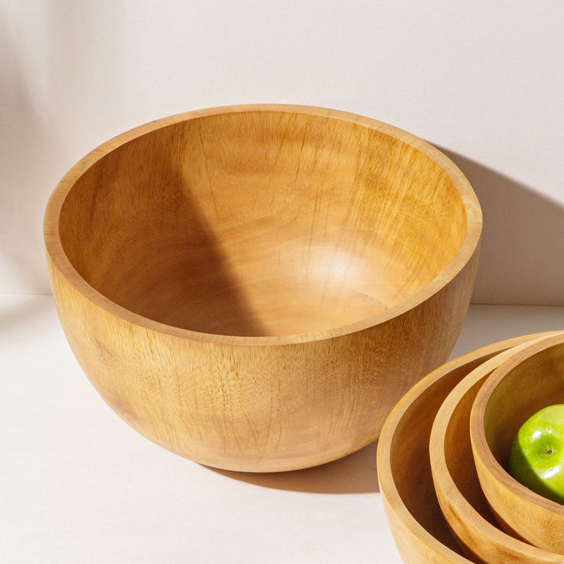 The Grand Hostess Wood Bowl