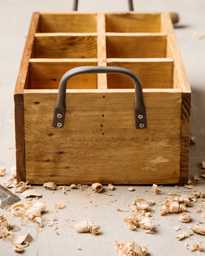 Madulkelle Storage Crate | Indochine Maison