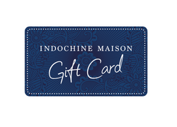 Gift Card | Indochine Maison