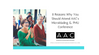 Top 8 Reasons Why You Should Attend AAC's Microblading & PMU Conference