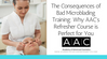 The Consequences of Bad Microblading Training: Why AAC's Refresher Course is Perfect for You