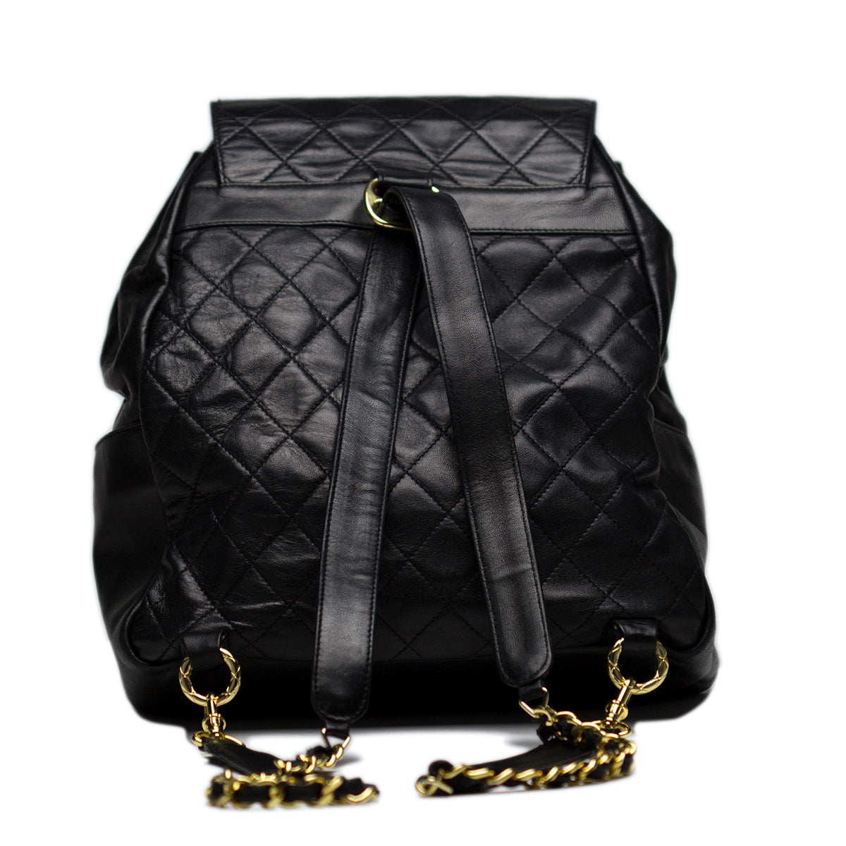 Quilted Lamb Backpack