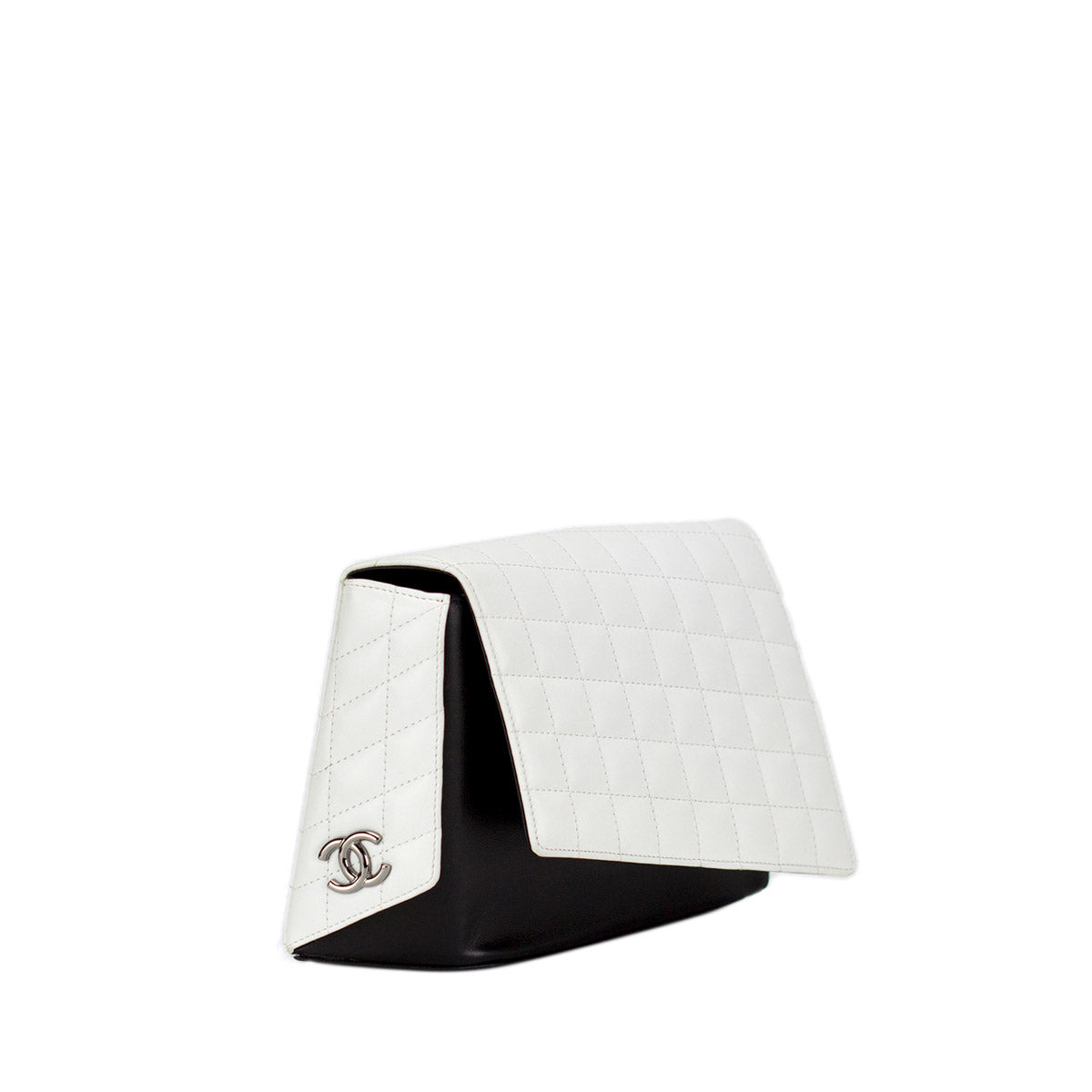 Lambskin Quilted Clutch