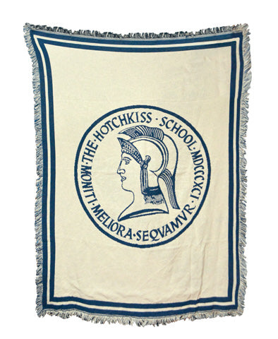 The Hotchkiss School Heritage Throw