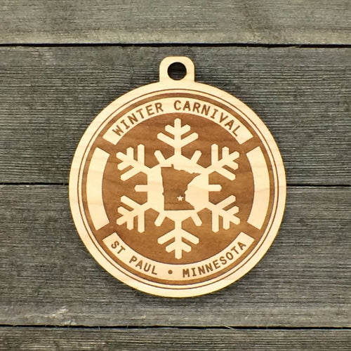 Minnesota Saint Paul Winter Carnival - LIMITED EDITION