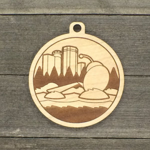 Minnesota Spoon Cherry Bridge Medallion