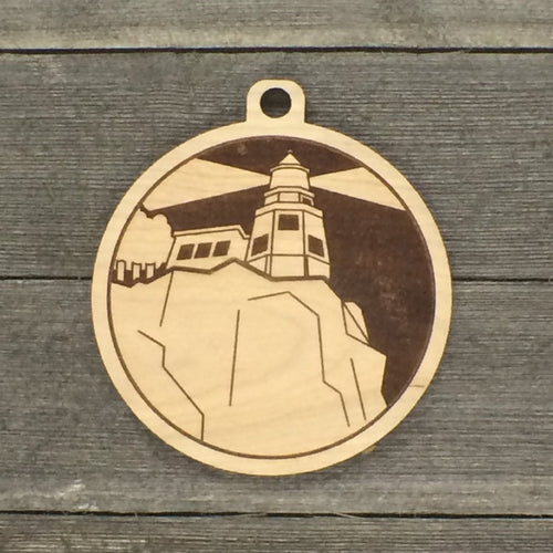 Minnesota Split Rock Lighthouse Medallion