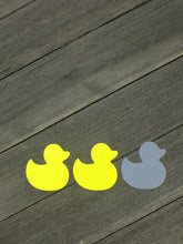Duck Duck Gray Duck Decal