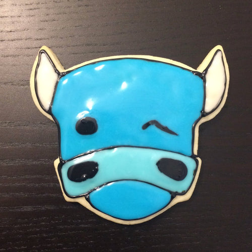 Babe the Blue Ox of Paul Bunyan Cookie Cutter/Pancake Mold