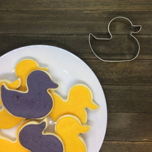 Duck Duck Gray Duck Cookie Cutter/Pancake Mold