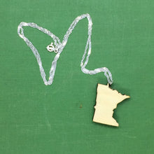 Minnesota Sterling Silver Necklace