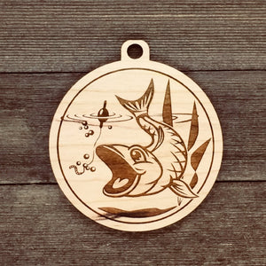 Fishing Medallion