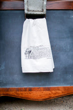 TaterTot Hotdish Recipe Flour Sack Towel