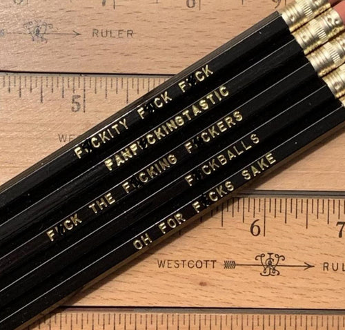 Bad Day Pencil Set - Adult Eyes Only