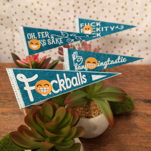 Bad Day Mini Pennant Pack - Adult Eyes Only