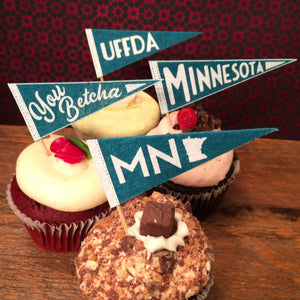 Minnesota Mini Pennant Pack
